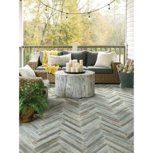 Fusion Herring bone Mosaic | Home Lumber & Supply