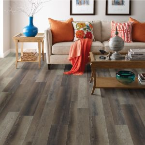 Paragon Mix-Black fill Oak flooring | Home Lumber & Supply