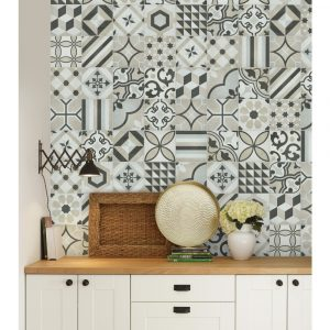 Revival-DecoBlend Tile in kitchen | Home Lumber & Supply