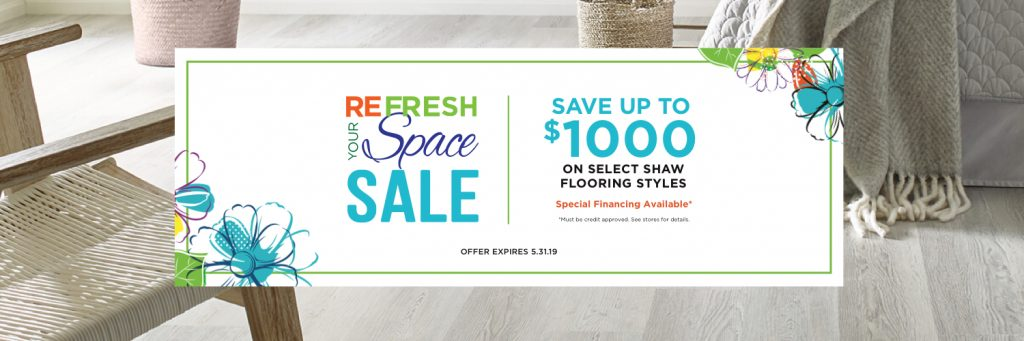 Refresh your space spring sale   Home Lumber & Supply