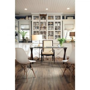 Timber line-Peavey Gray laminate floor | Home Lumber & Supply