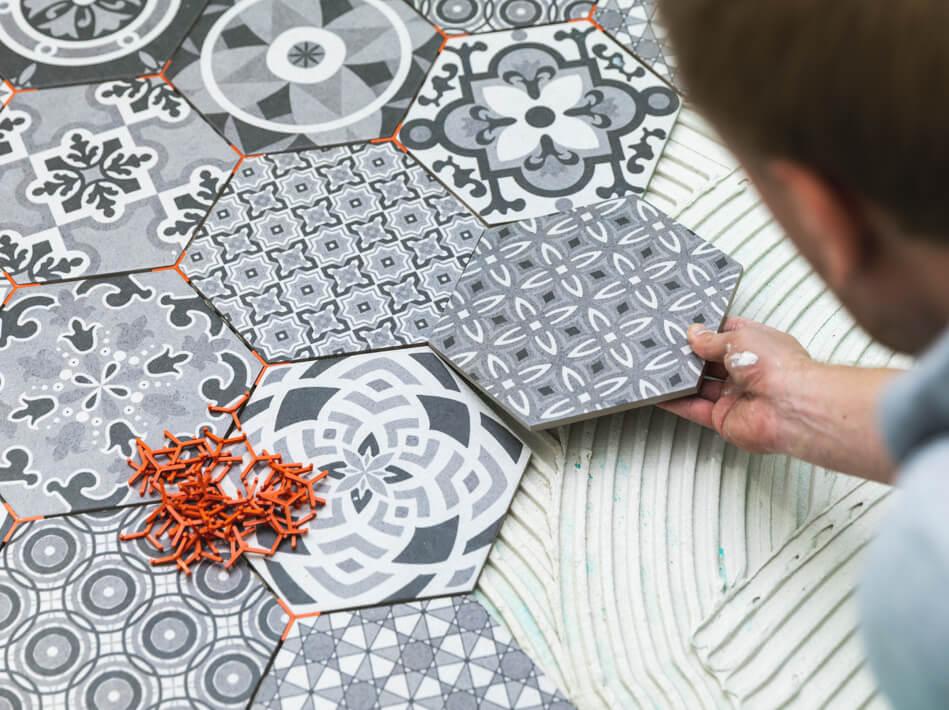 Ceramic tile installation | Home Lumber & Supply