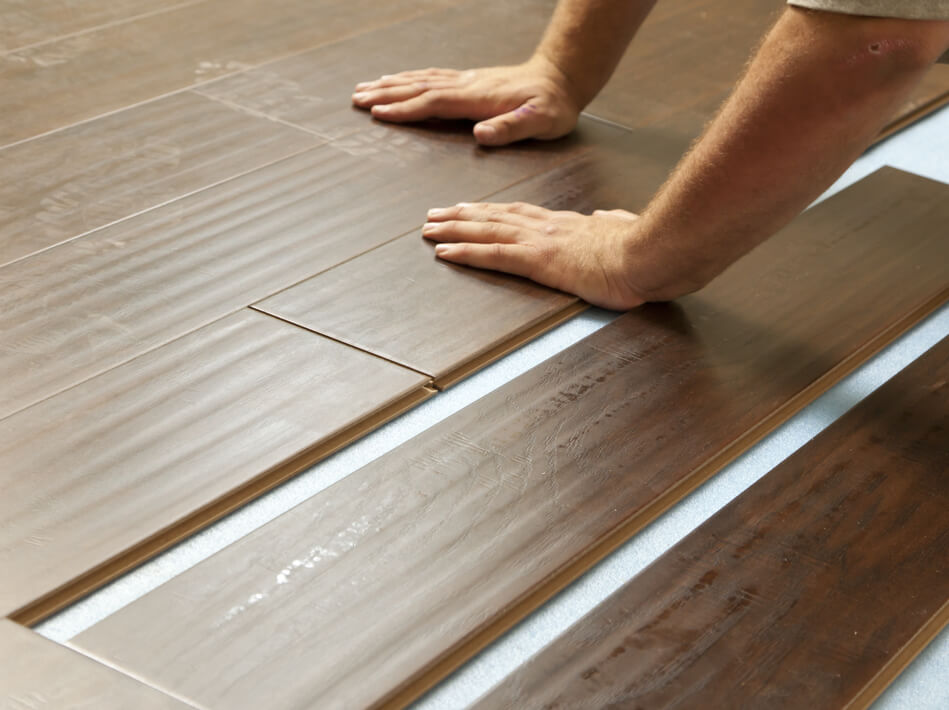 laminate installation | Home Lumber & Supply