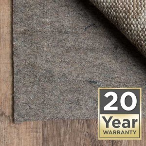 rug pad 20 year warranty | Home Lumber & Supply
