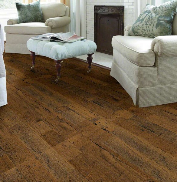Shaw distrassed hardwood flooring | Home Lumber & Supply