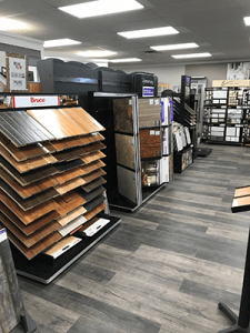 Home Lumber & Supply showroom