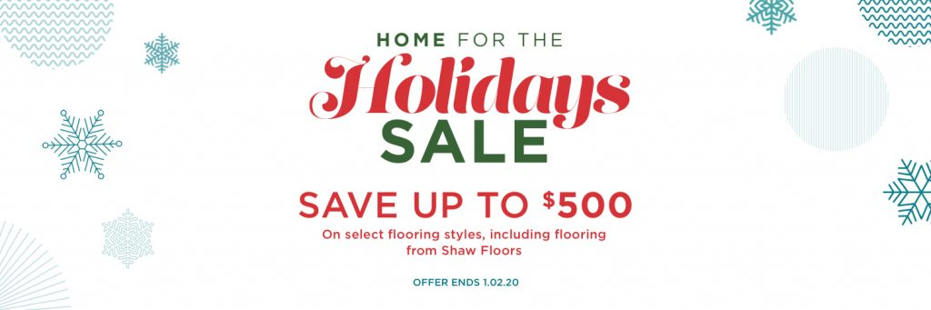 Home for the holidays sale | Home Lumber & Supply